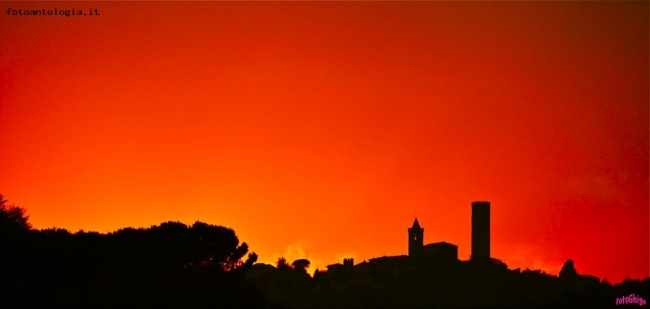 ombre rosse..