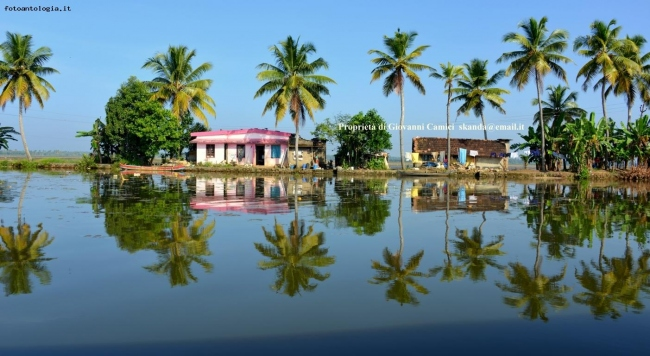 India, backwaters
