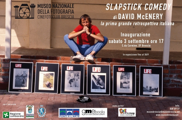 Slapstick Comedy di David McEnery