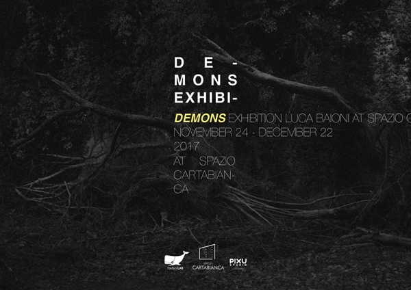 Demons exhibition