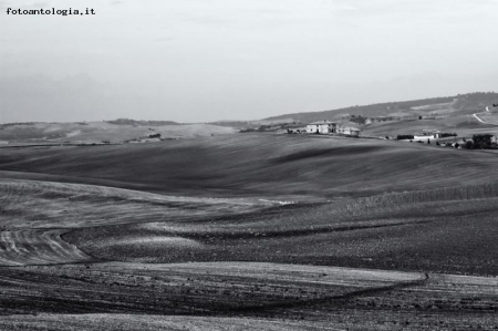Casale in Val d'Orcia!