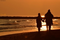 Prossima Foto: Sunset and love
