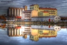 Riflessi sul canale in HDR